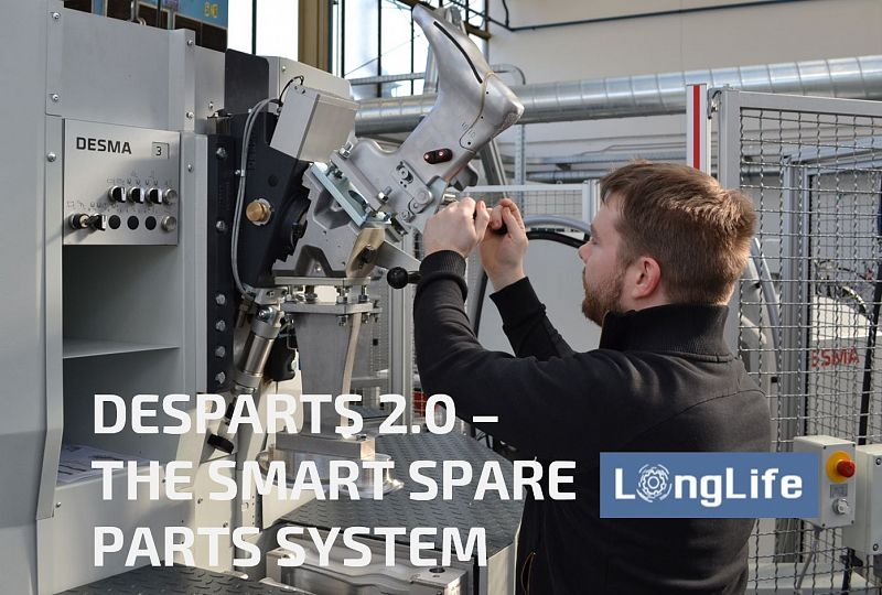 DESPARTS 2.0 – THE SMART SPARE PARTS SYSTEM